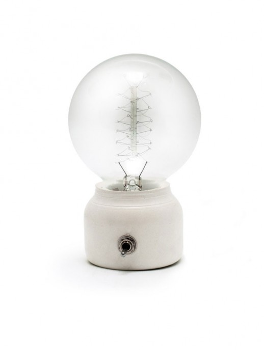 lámpara bombilla decorativa