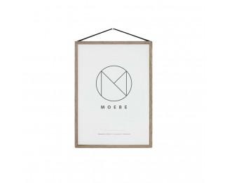 marco de madera A4