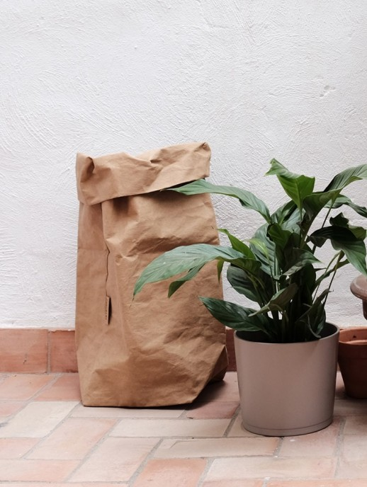 bolsa de papel lavable xl