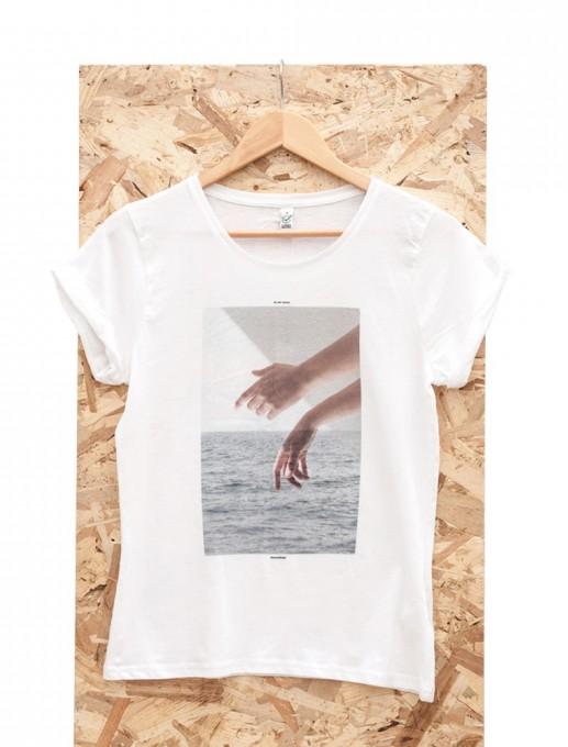 "Camiseta ""en tus manos"""