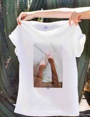 "Camiseta ""en mis manos"""